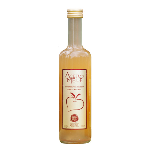 Aceto di mele biologico 750 ml