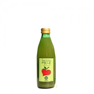 Succo di mele biologico 250 ml