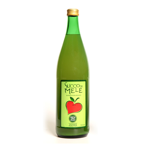 Succo di mele biologico 750 ml