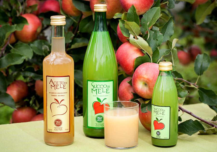 i vantaggi dell'aceto di mele