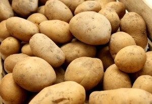 patate biologiche di stagione